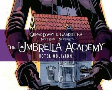 {Rezension} The Umbrella Academy: Hotel Oblivion von Gerad Way & Gabriel Bá