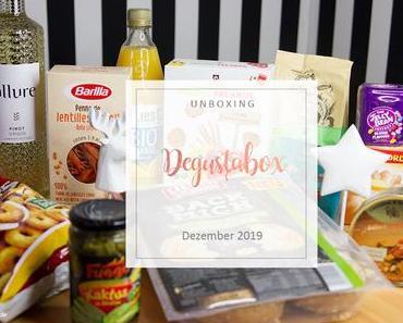 Degustabox - Dezember 2019 - unboxing