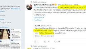 Köln: Linke Sturmabteilung Kampf gegen Einigkeit Recht Freiheit