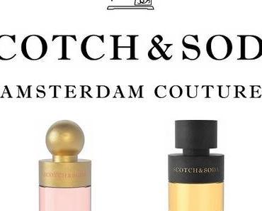 Scotch & Soda – Parfüms des Amsterdamer Modelabels