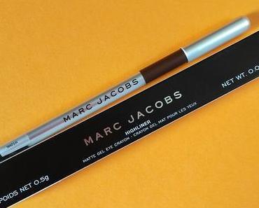 [Werbung] Marc Jacobs Highliner Matte Gel Eye Crayon 43 (Brown)ie
