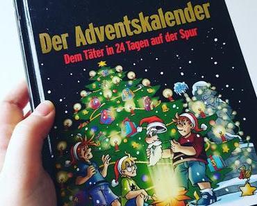 [mini-REVIEW] Ulf Blanck: Der Adventskalender: Dem Täter in 24 Tagen auf der Spur (Die drei ??? Kids Adventskalender, #2)