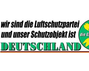 Wer Deutschland am meisten schadet, gewinnt die Wahlen. Die GRÜNEN beweisen es…