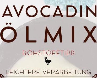 Avocadin-Öl zur leichteren Verarbeitung