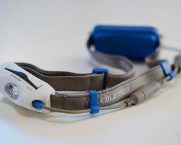 Laufen mit Stirnlampe - Ledlenser NEO6R im Test