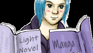 #001 Light Novel Manga your name.