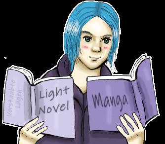 #001 Light Novel und Manga - your name.