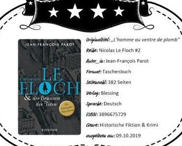 Jean-François Parot – Commissaire Le Floch und der Brunnen der Toten