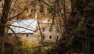 Wintertag vielen Gründen Malerweg Sächsische Schweiz (Etappe