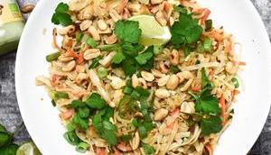[Rezept] vegetarisches Pad-Thai
