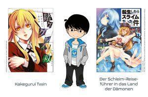 Altraverse präsentiert zwei neue Manga-Lizenzen