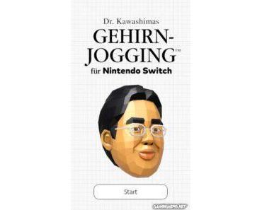 Dr. Kawashimas Gehirn-Jogging im Test – Ein Nerd knobbelt sich jung