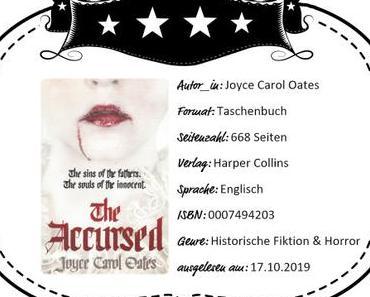 Joyce Carol Oates – The Accursed