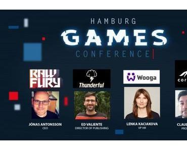 Hamburg Games Conference am 27. Februar 2020 mit neuem Konzept