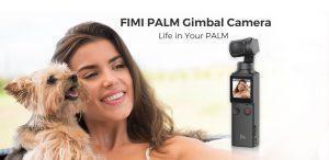 Neue Gimbal-Kamera Fimi Palm erschienen