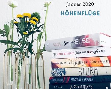 [Neuer Lesestoff] Höhenflüge – Januar 2020