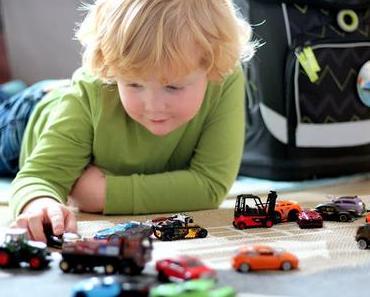Wenn ich mal groß bin //ein Upcycling - DIY für kleine Auto-Fans & große Ergobag VERLOSUNG