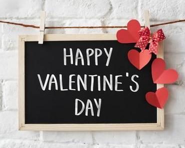 Valentinstag bilder mit text