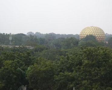 Postkarte aus Auroville