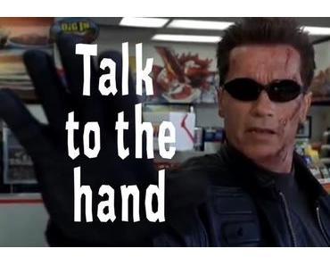 Das Alphabet aus Arnold Schwarzenegger Zitaten