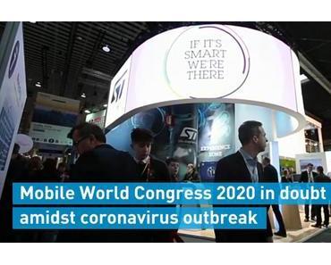 Auch Intel, MediaTek und Gigaset sagen MWC 2020 ab