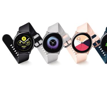 Samsung Galaxy Watch 2 – neue Smartwatch im Anflug?