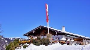 Wanderung Wildbichl Alm und Karspitze