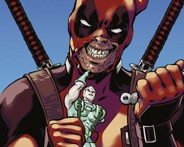 {Rezension} Marvel Legacy: Deadpool killt Cable von Gerry Duggan & Scott Koblish