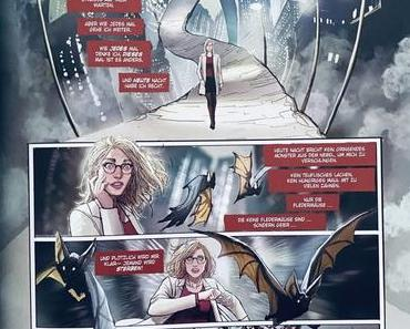 [Comic] Harleen [1]