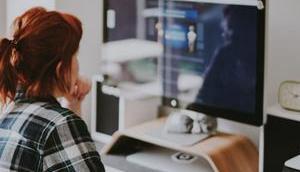 Ergonomisch produktiv Home-Office arbeiten [Anzeige]