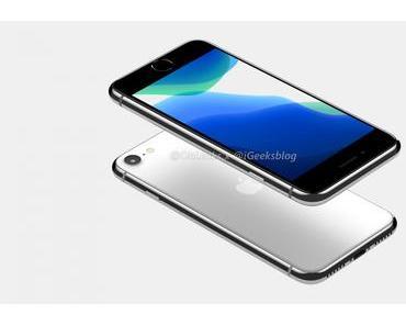 iPhone SE-Nachfolger schon im März?
