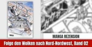 Review zu Folge den Wolken nach Nord-Nordwest, Band 02