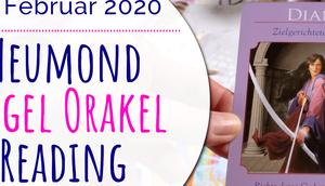 Neumond Engel Orakel Reading Februar 2020: Zielgerichtete Absicht, Selbstfürsorge, Hingabe, Blessings Dankbarkeit