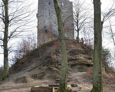 Josef Wermelinger und die Burg