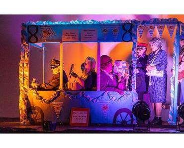 Parodiesische Nacht am Rosenmontag in Gußwerk – Fotos