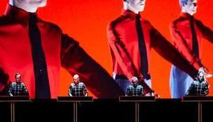 """Electronic"": Kraftwerk Chemical Brothers"