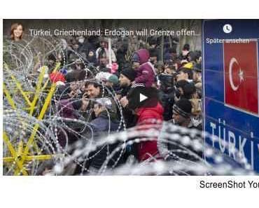Das Sozialeinwanderungsland Deutschland freut sich über jeden ankommenden Sozialmigranten…