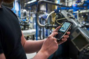 Robustes Business-Smartphone Nautiz X41 erschienen