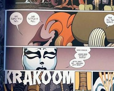 [Comic] Silver Surfer: Black