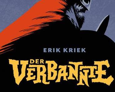 {Rezension} Der Verbannte von Erik Kriek