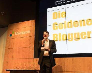 Die besten Blogs Deutschlands: Goldene Blogger – Nominierung als Bestes Sportblog