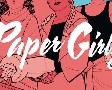 {Rezension} Paper Girls 6 von Brian K. Vaughan und Cliff Chiang