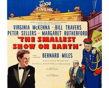 The Smallest Show on Earth (dt.: Die kleinste Show der Welt, England 1957)