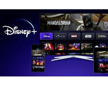 Disney+ startet morgen mit verringerter Auflösung