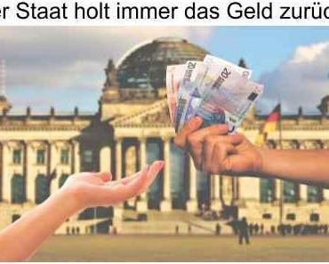 Die deutsche Traumwelt vom reichen Land und dem Leben auf Pump…