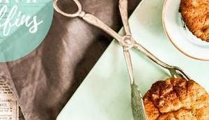 Rezept Möhren Muffins {Ein Jahr Fern Verrow} Nina Edition