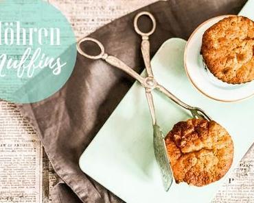 Rezept - Möhren Muffins {Ein Jahr auf Fern Verrow} | The Nina Edition