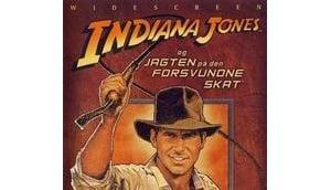 Indiana Jones Jagten forsvundne skat 1981 premiere dansk tale