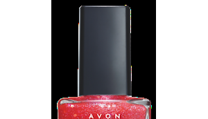 Preview: AVON FLICKERING CRYSTALS Nagellack