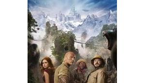 Jumanji: Next Level 2019 premiere dansk tale
